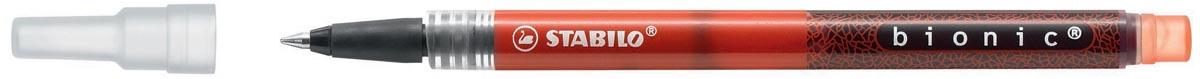 STABILO bionic rollervulling, 0,4 mm, rood