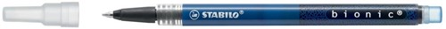 STABILO bionic rollervulling, 0,4 mm, blauw