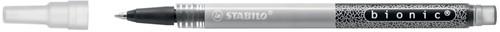 STABILO bionic rollervulling, 0,4 mm, zwart