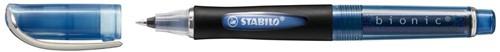 STABILO bionic roller  0,4 mm, blauw