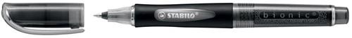 STABILO bionic roller, 0,4 mm, zwart
