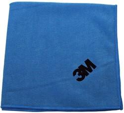 3M microvezeldoek, blauw, pak van 10 stuks