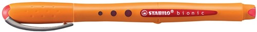 STABILO worker+ Colorful roller, rood