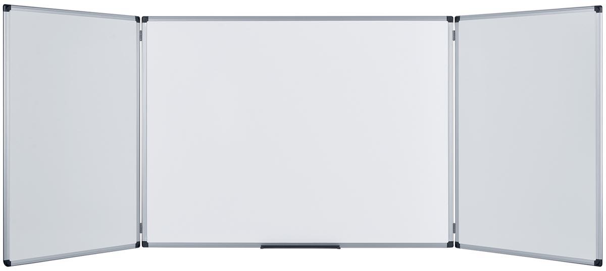 bi office magnetisch whiteboard trio ft 120 x 90 cm bij vindiq office. Black Bedroom Furniture Sets. Home Design Ideas