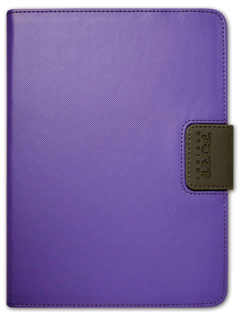 Port Designs Phoenix case voor 7 tot 8.5 inch tablets, paars