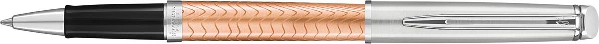 Waterman roller Hémisphère Deluxe Rose Wave met palladium detail