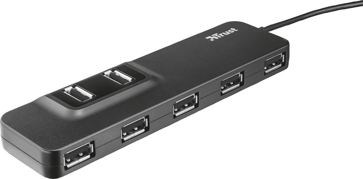 Trust Oila USB 2.0 Hub 7-poorten