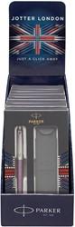 Parker giftbox Jotter balpen + pen pouch, display van 9 stuks