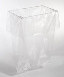 Dahle opvangzakken voor papiervernietigers met model 30104 t/m 30230, pak van 10 zakken