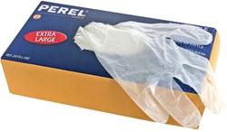 Perel wegwerphandschoenen, extra large, pak van 100 stuks