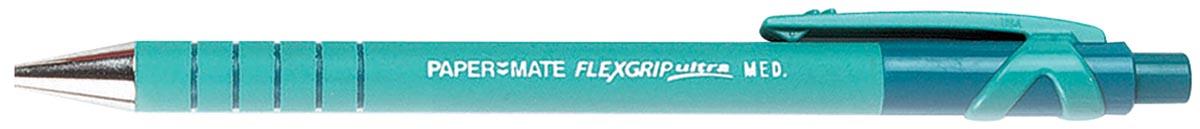 Paper Mate balpen Flexgrip Ultra RT medium, groen