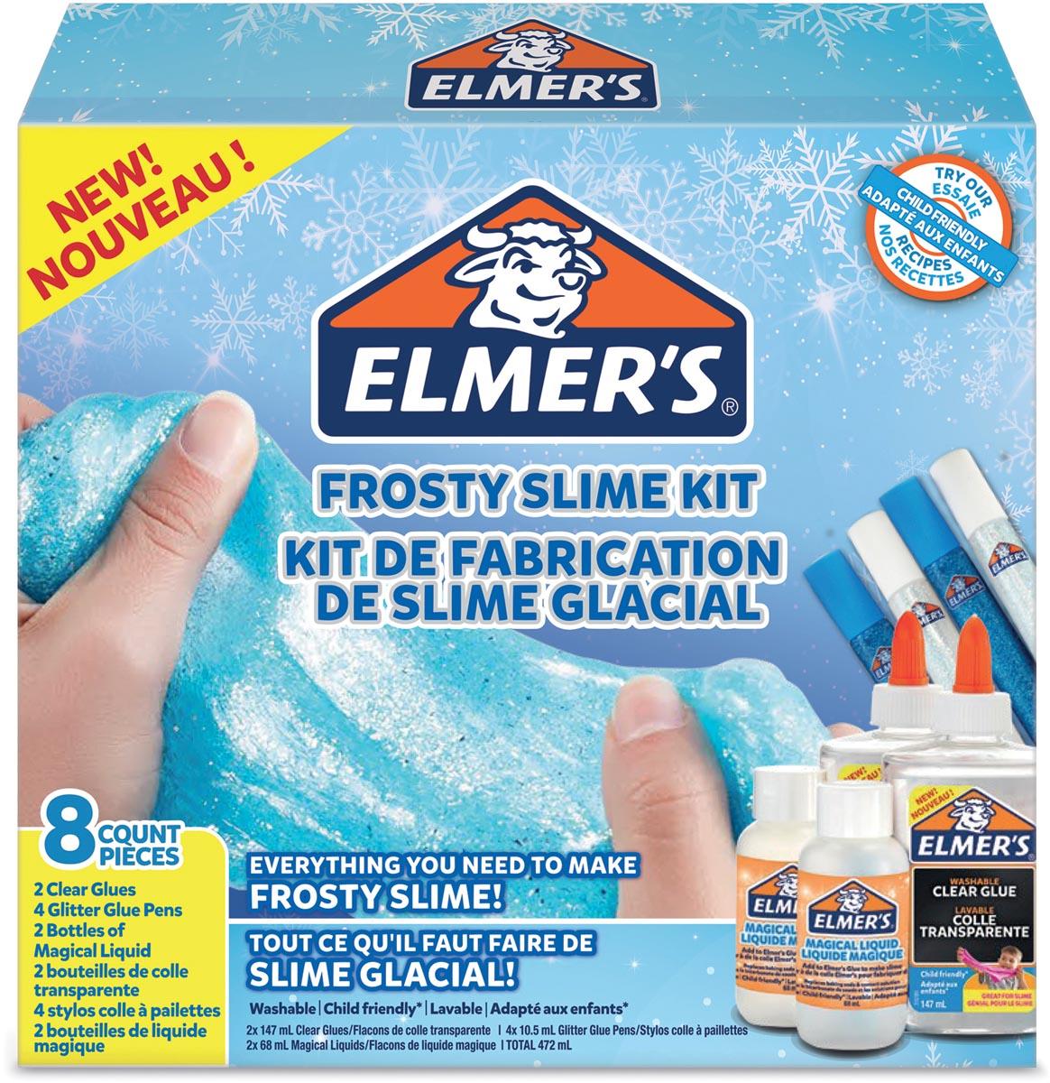 Elmer's slijmkit Frosty
