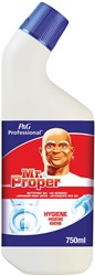 Mr. Proper toiletreiniger, flacon van 750 ml