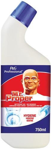 Mr. Proper toiletreiniger, flacon van 750 ml