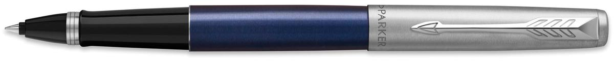 Parker Jotter rollerball Stainless Steel, medium, in giftbox, blauw