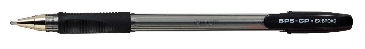 Pilot balpen BPS-GP schrijfbreedte 0,41 mm, zwart