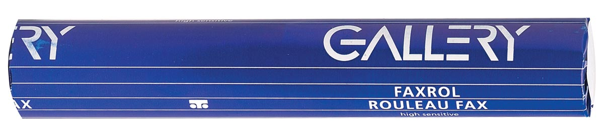 Gallery faxrol ft 210 mm x 15 m, asgat 12 mm