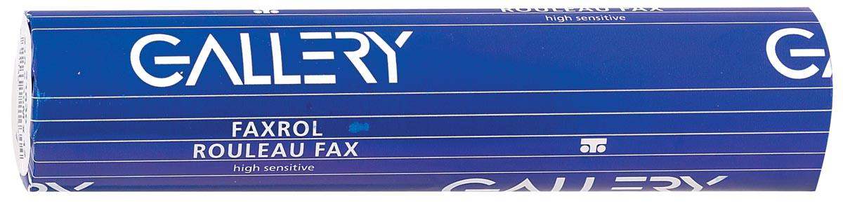 Gallery faxrol ft 210 mm x 30 m, asgat 12 mm