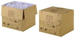 Rexel recycleerbare opvangzakken voor papiervernietiger 115 l, voor Auto+750X, pak van 50 zakken
