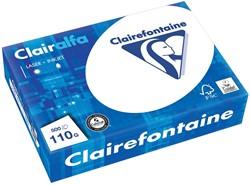 Clairefontaine Clairalfa presentatiepapier A4, 110 g, pak van 500 vel