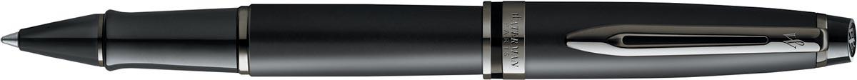 Waterman Expert Metallic Black RT roller