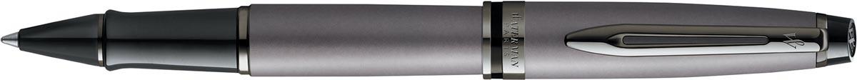 Waterman Expert Metallic Silver RT roller