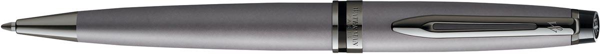 Waterman Expert Metallic Silver RT balpen