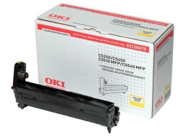 Oki Drum Kit zwart - 17000 pagina's - 42126608