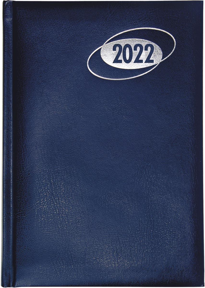 Exacompta kantooragenda Time 21 Silva, geassorteerde kleuren, 2022
