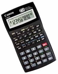 Canon wetenschappelijke rekenmachine F-502G