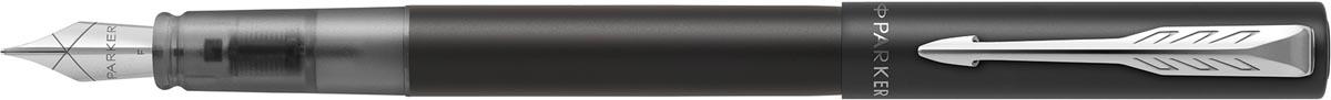 Parker vulpen Vector XL, fijn, in giftbox, Black (zwart)