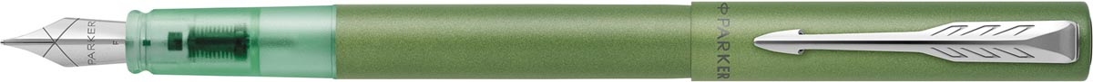 Parker vulpen Vector XL, fijn, in giftbox, Green (groen)