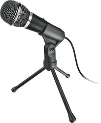 Trust microfoon Starzz voor computer en laptop