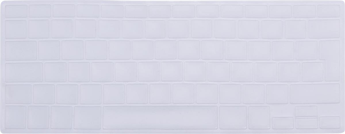 R-Go Hygiënische Toetsenbord Cover, alleen voor R-Go Compact Break qwerty (US) versie
