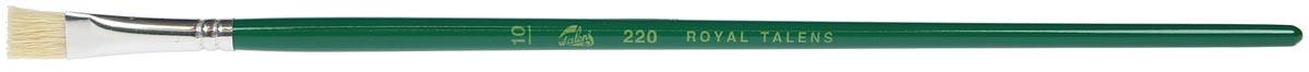 Talens olie- en acrylverfpenseel 220 nr 10