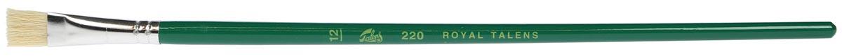 Talens olie- en acrylverfpenseel 220 nr 12