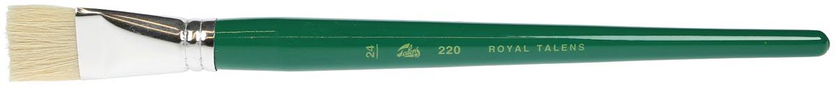 Talens olie- en acrylverfpenseel 220 nr 24