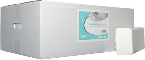 Europroducts papieren handdoeken, Multifold, 2-laags, 150 vellen-2