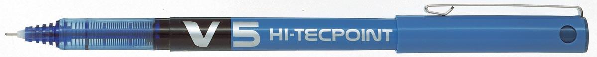 Pilot roller Hi-Tecpoint V5 schrijfbreedte 0,3 mm blauw