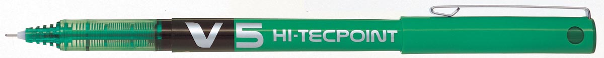 Pilot roller Hi-Tecpoint V5 schrijfbreedte 0,3 mm groen