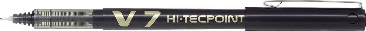 Pilot roller Hi-Tecpoint V7 schrijfbreedte 0,4 mm zwart