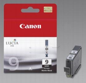 Canon inktcartridge PGI-9MBK, 630 pagina's, OEM 1033B001, zwart mat