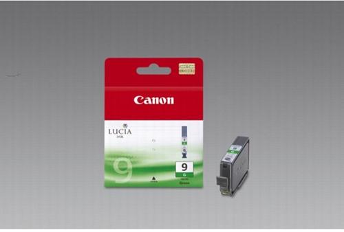 Canon inktcartridge PGI-9G, 1.600 pagina's, OEM 1041B001, groen