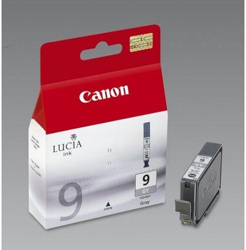 Canon inktcartridge PGI-9GY grijs, 1150 pagina's - OEM: 1042B001