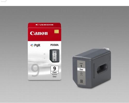 Canon inktcartridge PGI-9CLEAR, 1.635 pagina's, OEM 2442B001, transparant