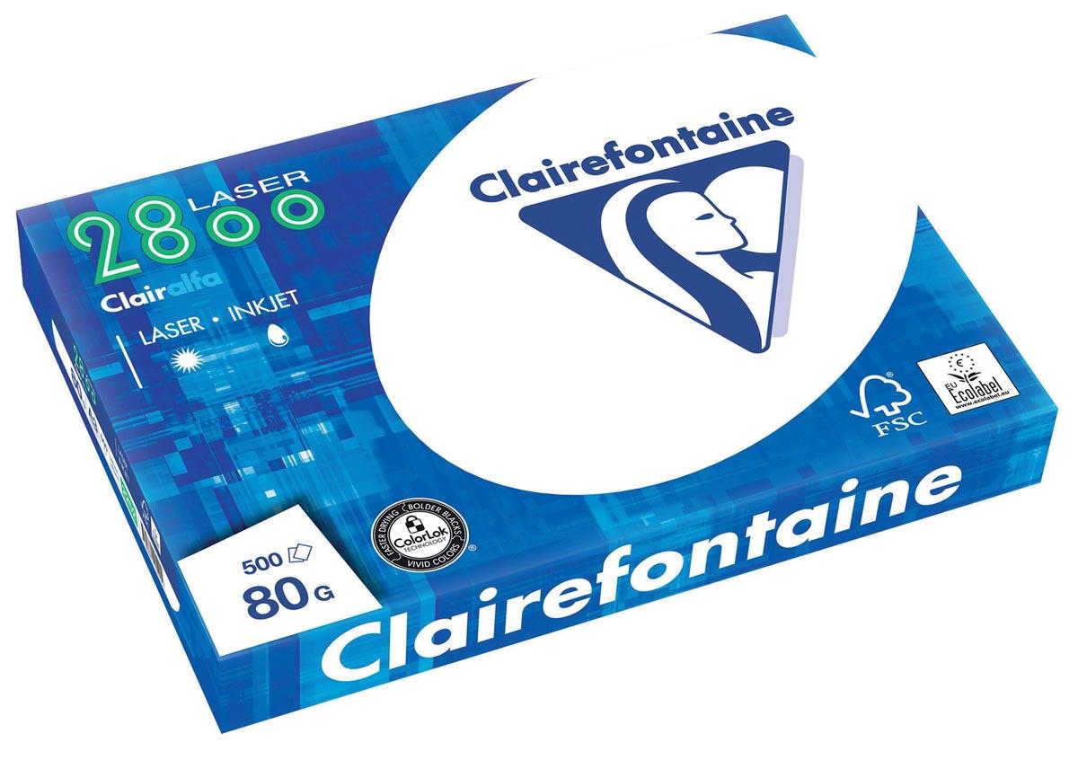 Clairefontaine 2800 Papier A3 80 g-m