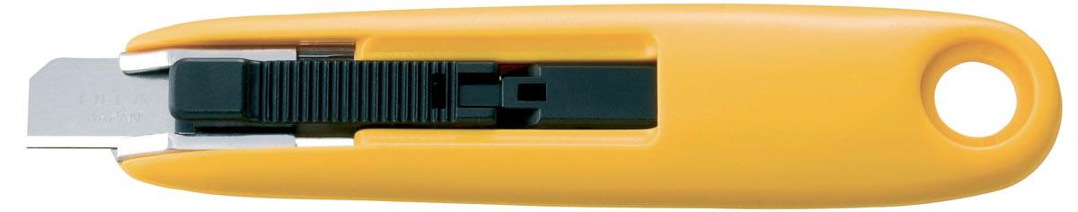 Olfa Veiligheidscutter SK7, compacte veiligheidscutter