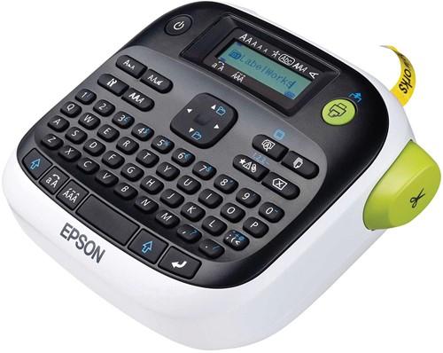 Epson beletteringsysteem LabelWorks LW-300, azerty