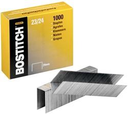 Bostitch nietjes 23-24-1M, 24 mm, verzinkt, voor 00540
