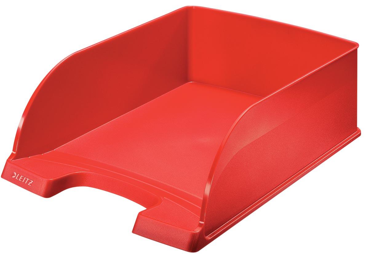 Leitz brievenbakje Plus 5233 Jumbo rood